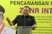 Pemkab Muba menuju Wilayah Bebas Korupsi (WBK) dan Wilayah Birokrasi Bersih dan Melayani (WBBM)