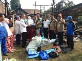 Dirikan Tenda Darurat Hingga Serahkan Bantuan Bupati Muba Dodi Reza