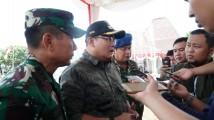 Dodi Lakukan Mapping Tindak Lanjut Karhutlah, TNI Tambah Pasukan Sekayu,