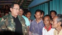 Dodi Reza Langsung Sambangi Korban Kebakaran Desa Epil