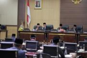 DPRD Muba Tetapkan Rencana Kerja Tahun 2020
