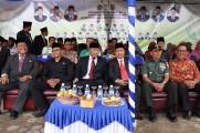 FKPD Bersama Kemenag ikuti Upacara HAB 74 di Musi Banyuasin