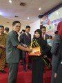 Sebanyak tiga orang Guru dan Kepala Sekolah jenjang TK dan SMA di Kabupaten Musi Banyuasin akhirnya membawa prestasi yakni Guru dan Kepala Sekolah Berprestasi tingkat Provinsi Sumsel
