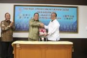 Kepala BPK RI-Sumsel, Pemut Aryo Wibowo :Tiga Tahun Berturut Muba konsisten Serahkan LKPD Tercepat Se Indonesia