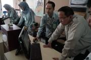 Pastikan Kemudahan Proses Pelayanan Perizinan, Dodi Sidak Kantor DPMPTSP