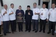 Badan Pengawas Obat dan Makanan Palembang Berikan Penghargaan Kepada SD dan SMP Di Muba